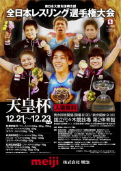 2012年全日本選手権 女子63kg級