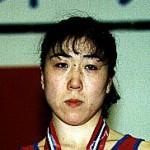 1996年アジア選手権 女子61kg級